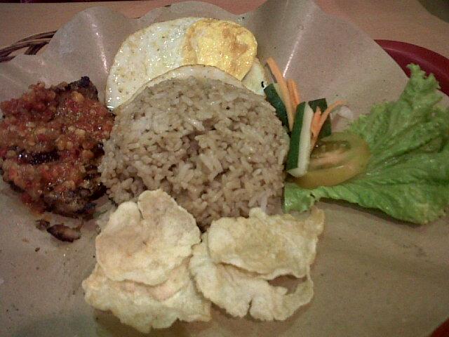 Jimbaran Express fried rice